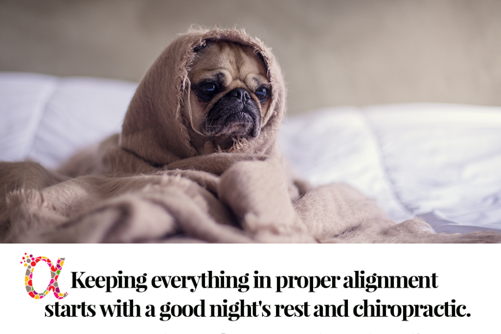 sleep and chiropractic