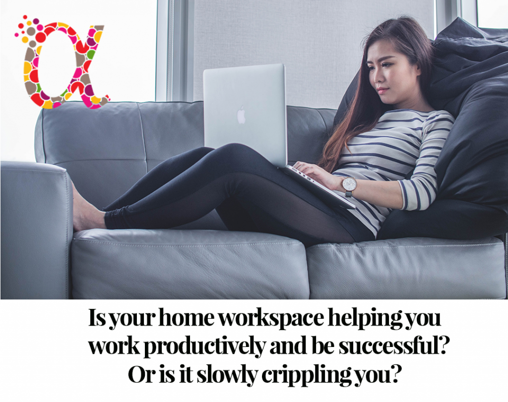 Is your workspace helping you work productively and be successful?
