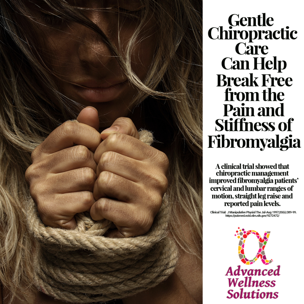 Gentle Chiropractic Care Can Help Break Free from the Pain and Stiffness of Fibromyalgia