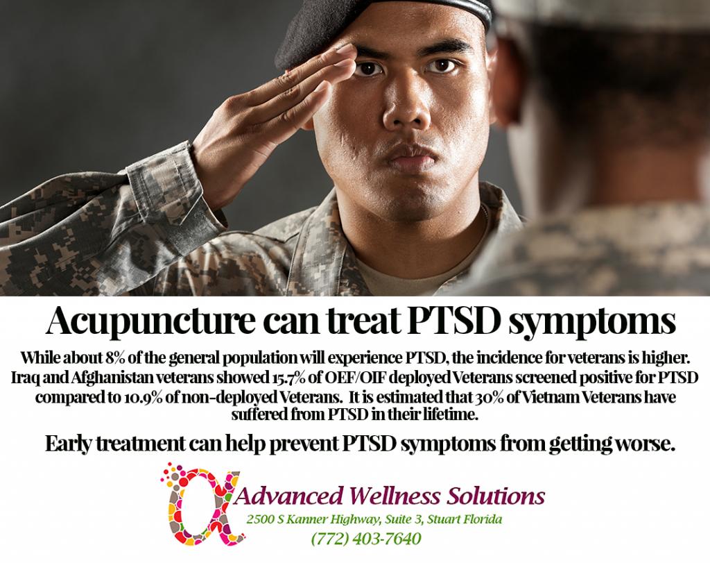 Veteran's Treatment PTSD